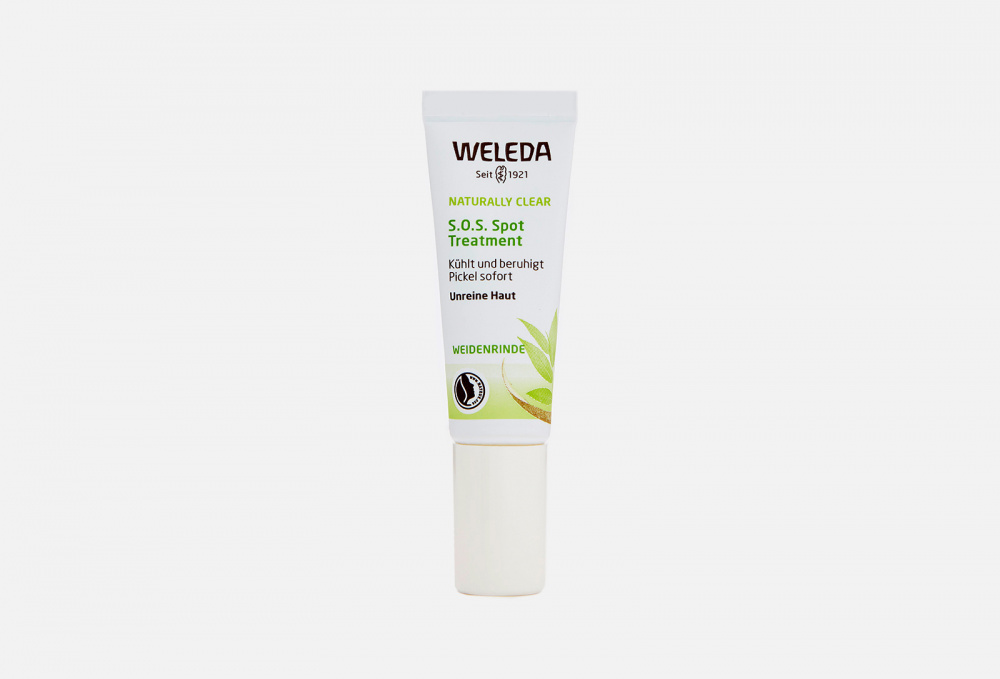 Средство против локальных несовершенств кожи WELEDA Naturally Clear Sos 10 мл
