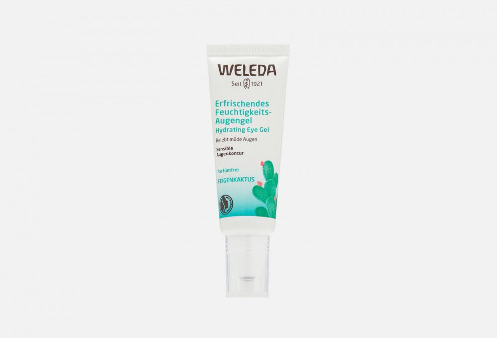 Фото - Увлажняющий гель для контура глаз WELEDA Hydrating Eye Gel 10 мл weleda feigenkaktus hydrating eye gel