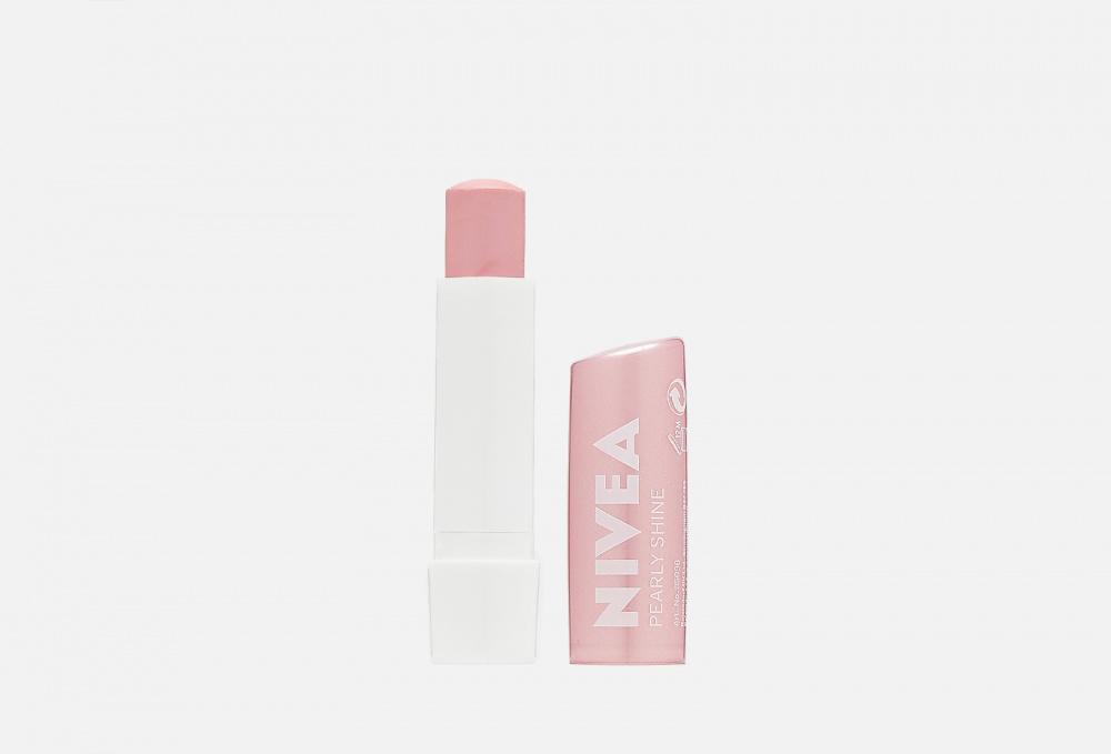 Бальзам для губ с экстрактом шелка NIVEA Сияние Жемчуга 4.8 мл недорого