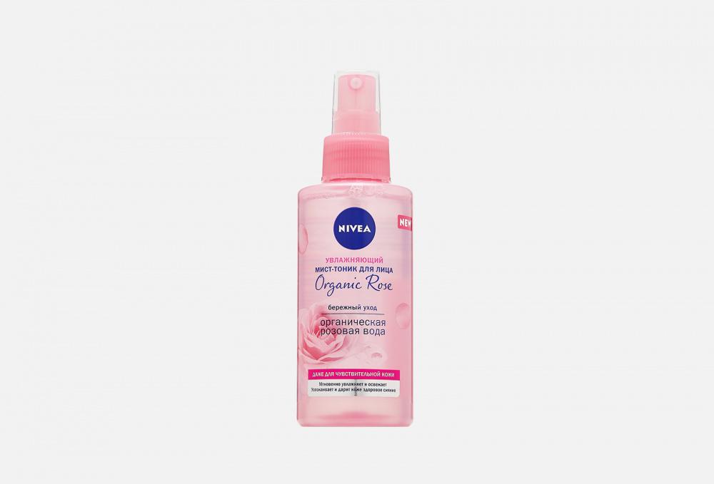 Купить Увлажняющий мист-тоник для лица с розовой водой, NIVEA