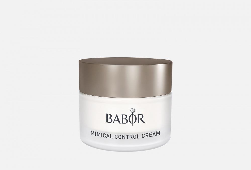 Крем для лица BABOR Mimical Control Cream 50 мл крем для лица babor mimical control cream 50 мл