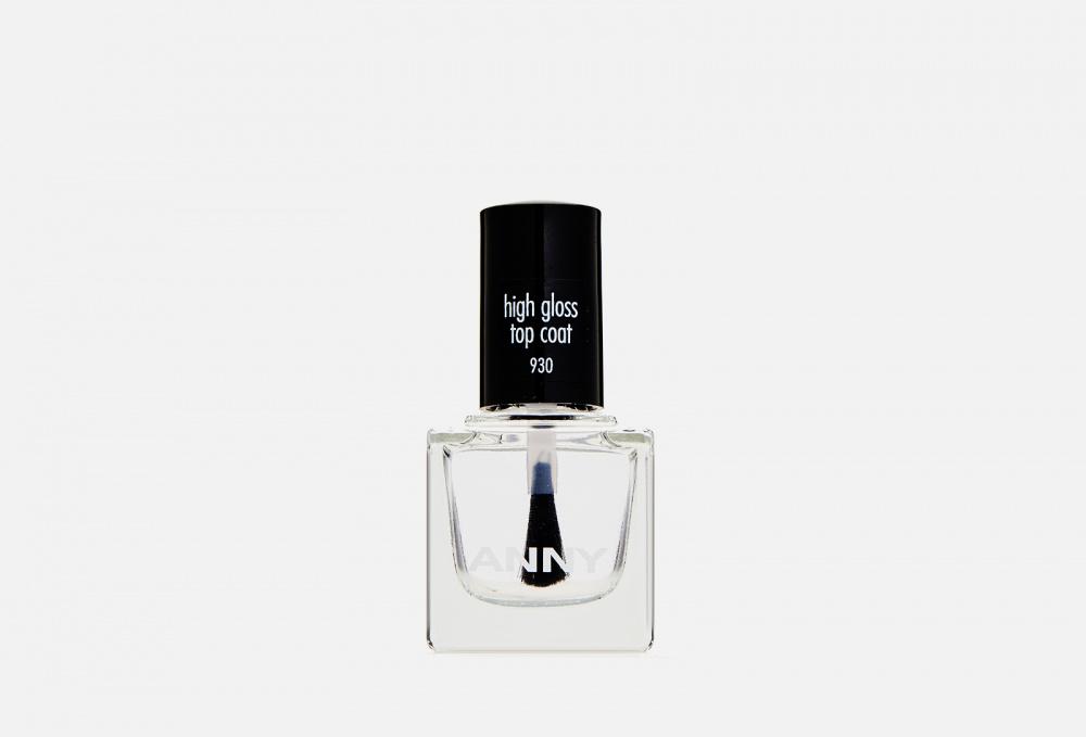 Покрытие для лака закрепляющее ANNY High Gloss Top Coat 15 мл недорого