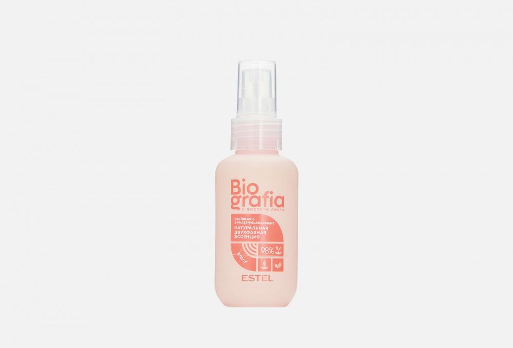 Натуральная двухфазная эссенция для волос Мгновенный блеск , ESTEL PROFESSIONAL  - Купить