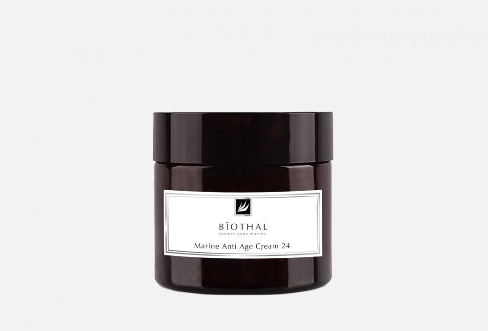 Фото - Крем морской эффект BIOTHAL Marine Anti Age Cream 24 50 мл сыворотка эликсир biothal anti age elixir 30 мл