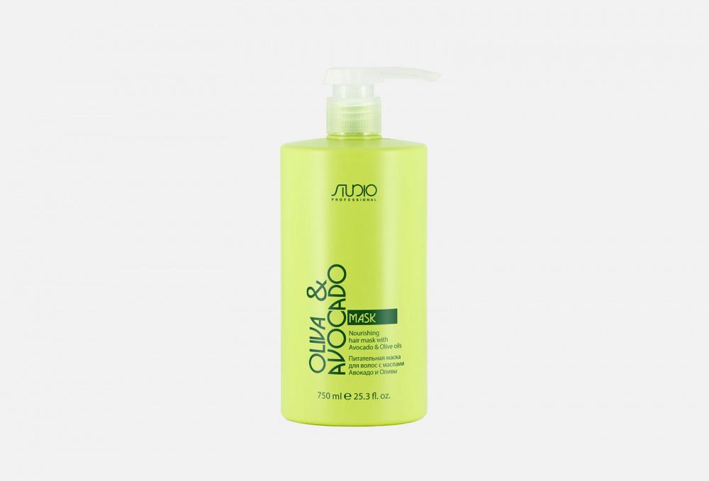 Купить Маска для волос с маслами Авокадо и Оливы, KAPOUS