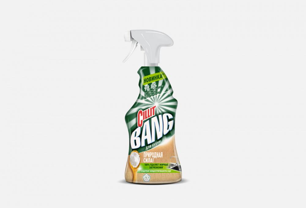 Средство чистящее для кухни CILLIT BANG