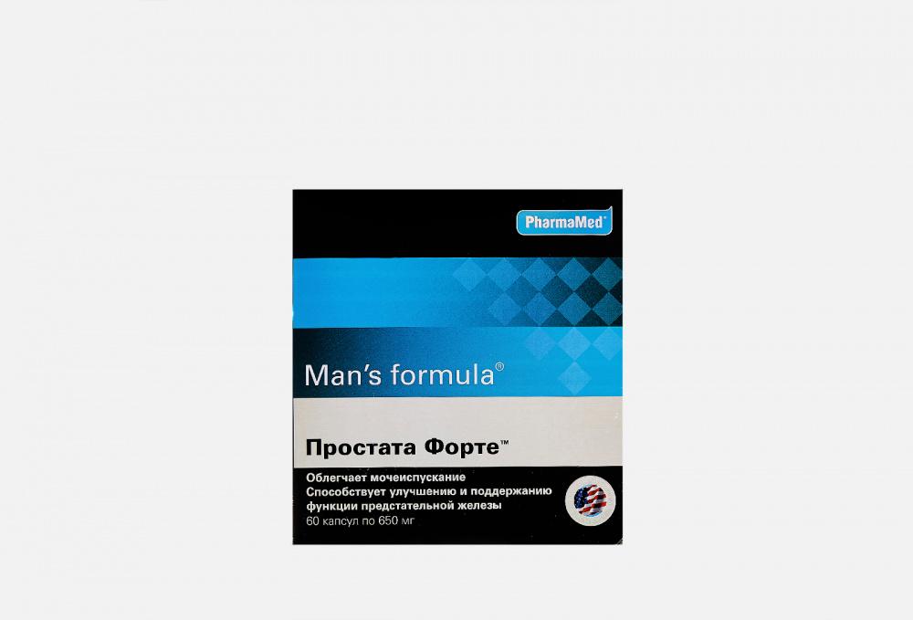 Витаминно-минеральный комплекс MAN'S FORMULA Простата Форте 60 мл