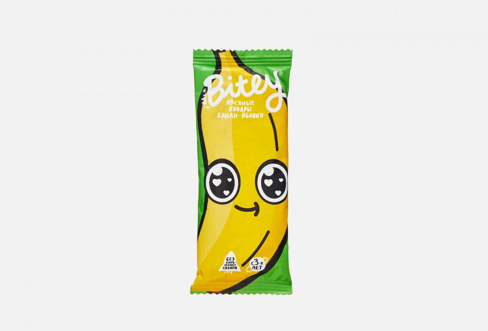 Батончик овсяно-фруктовый BITEY