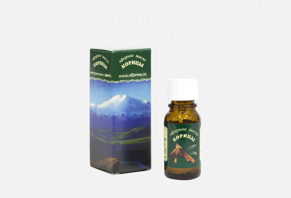 Масло эфирное ELFARMA Корица 10 мл чайного дерева эфирное масло elfarma 10 мл