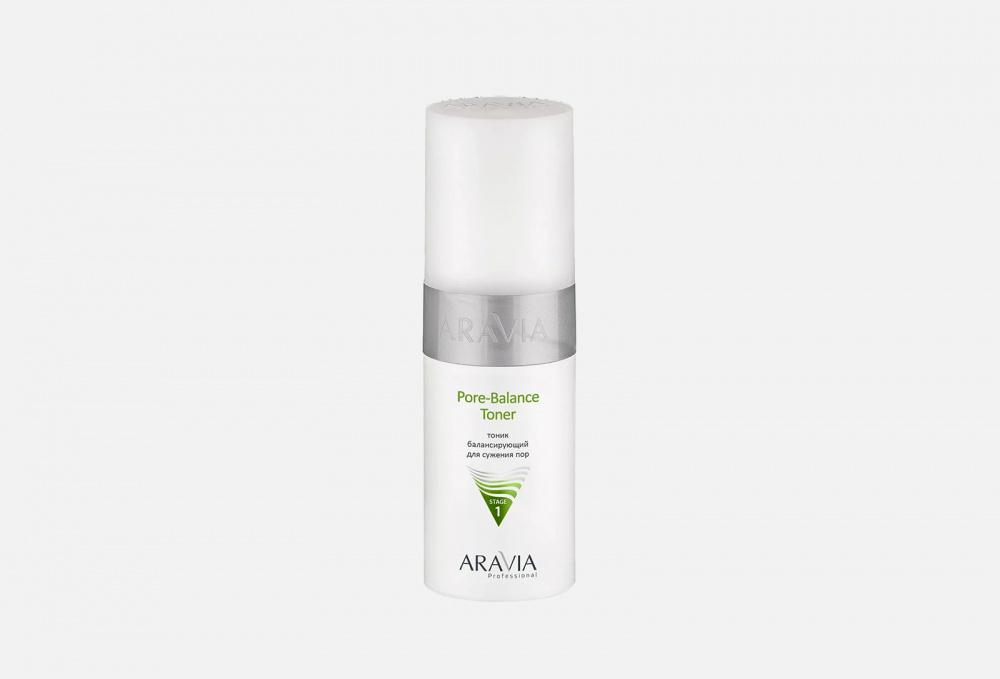 Тоник балансирующий для сужения пор, для жирной и проблемной кожи Aravia professional