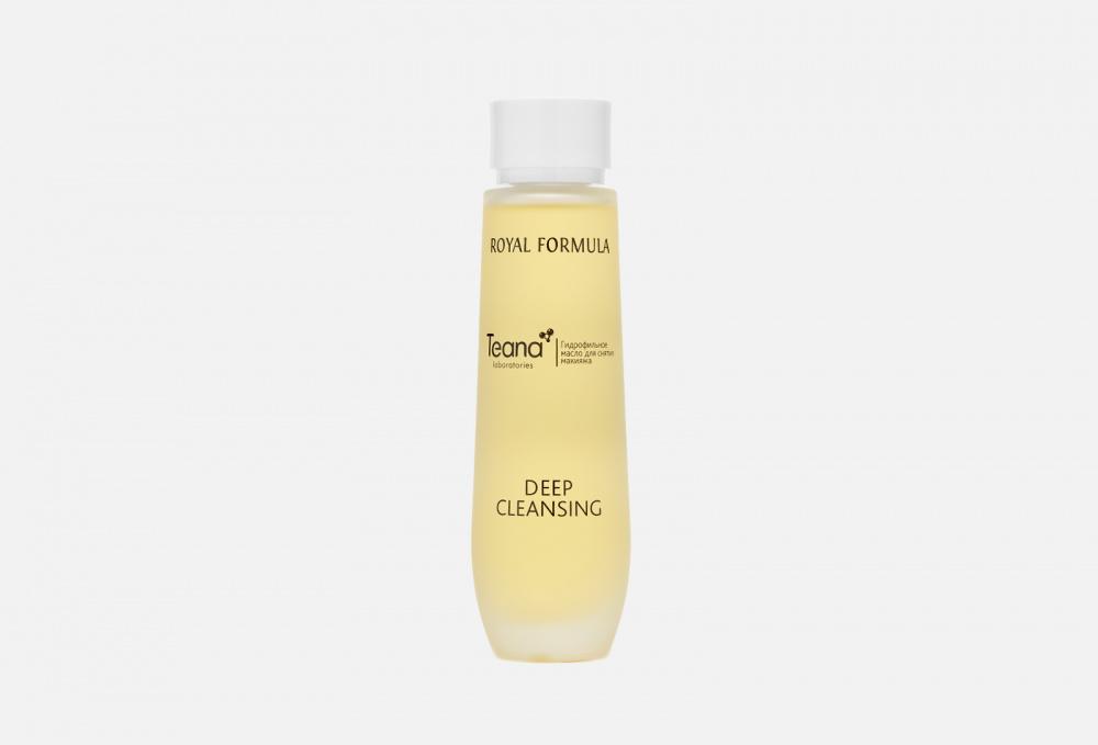 Гидрофильное масло для снятия макияжа TEANA LABORATORIES Deep Cleansing 100 мл