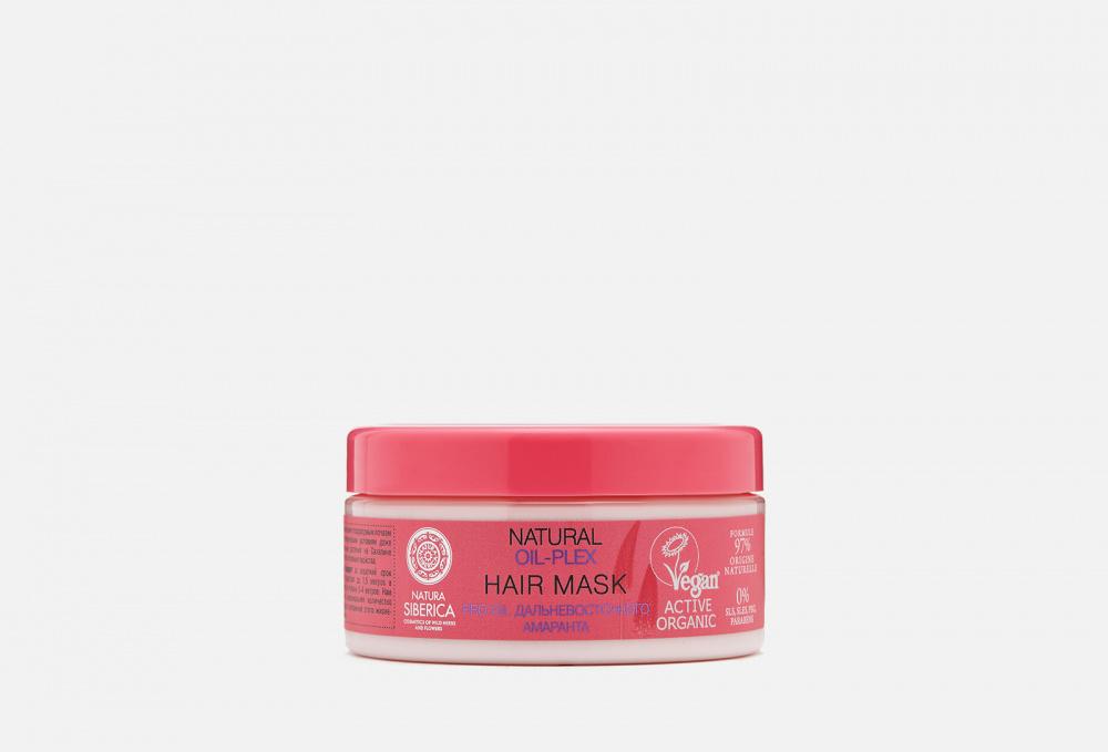 Маска для окрашенных и поврежденных волос NATURA SIBERICA Oil-plex 300 мл недорого