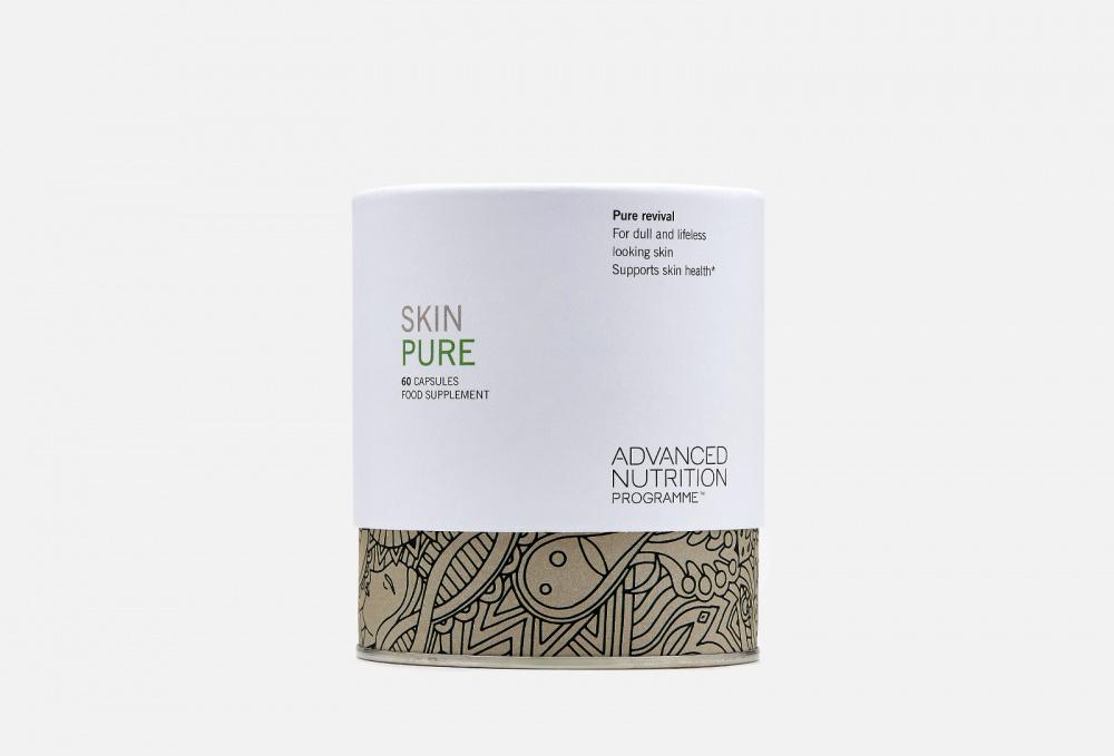 Фото - Детокс для кожи ADVANCED NUTRITION PROGRAMME Skin Pure 60 мл биологически активный комплекс advanced nutrition programme skin vitality 60 мл