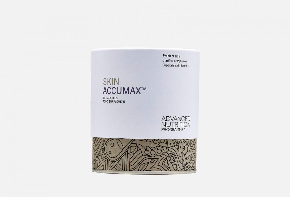 Фото - Аккумакс для проблемной кожи ADVANCED NUTRITION PROGRAMME Skin Accumax™ 60 мл биологически активный комплекс advanced nutrition programme skin vitality 60 мл