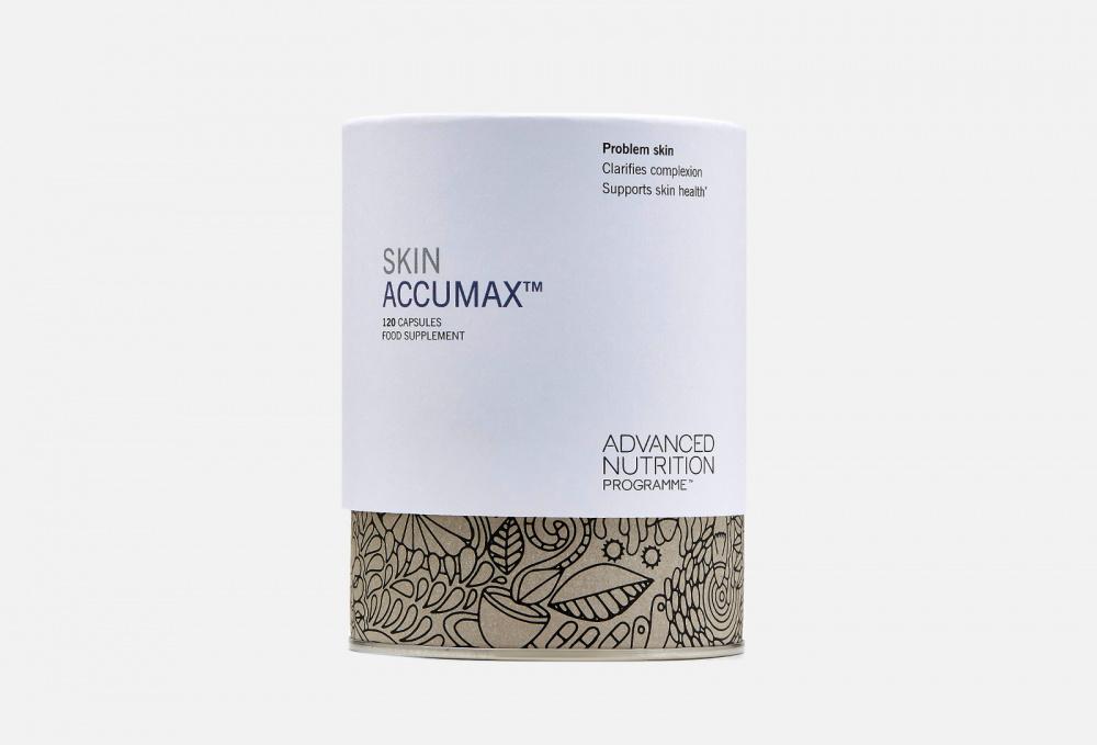 Фото - Аккумакс для проблемной кожи ADVANCED NUTRITION PROGRAMME Skin Accumax™ 120 мл биологически активный комплекс advanced nutrition programme skin vitality 60 мл
