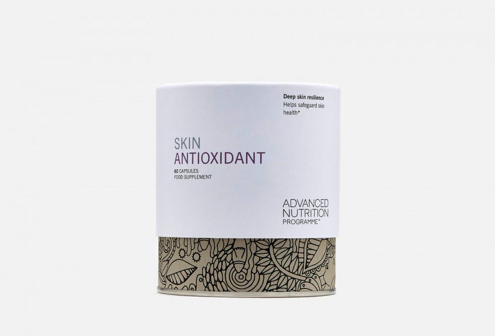 Фото - Антиоксиданты для кожи ADVANCED NUTRITION PROGRAMME Skin Antioxidant 60 мл биологически активный комплекс advanced nutrition programme skin vitality 60 мл