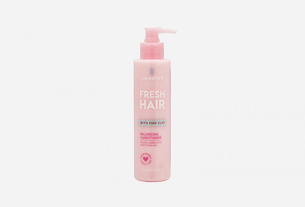 lee stafford fresh hair shampoo Питательный кондиционер для волос с розовой глиной LEE STAFFORD Fresh Hair Conditioner 200 мл