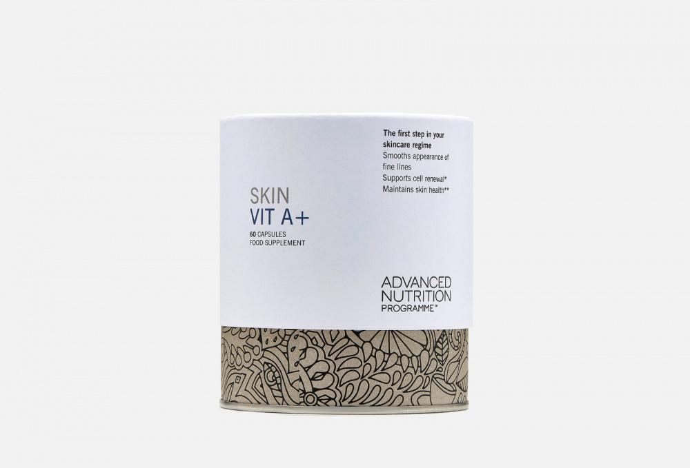 Фото - Витамин А+ для кожи ADVANCED NUTRITION PROGRAMME Skin Vit A+ 60 мл биологически активный комплекс advanced nutrition programme skin vitality 60 мл