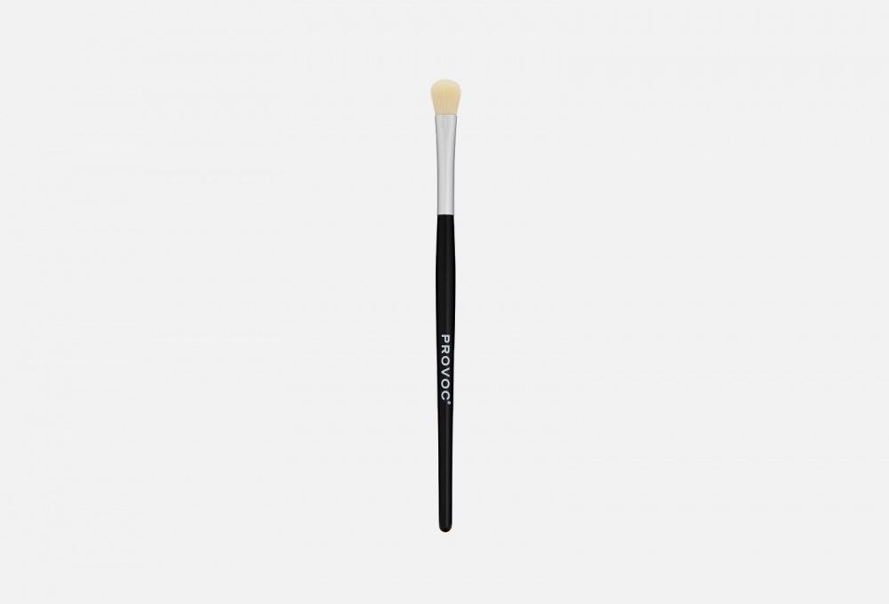 Кисть круглая для растушевки теней, средняя PROVOC Medium Eyeshadow Brush E801s 1 мл недорого