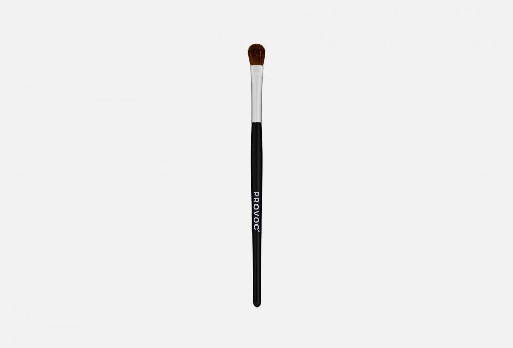 Кисть круглая для растушевки теней, средняя PROVOC Medium Eyeshadow Brush E801p 1 мл недорого