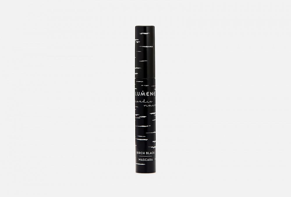Тушь для ресниц объем и подкручивание LUMENE Nordic Noir Birch 9 мл lumene puhdas deeply purifying birch scrub