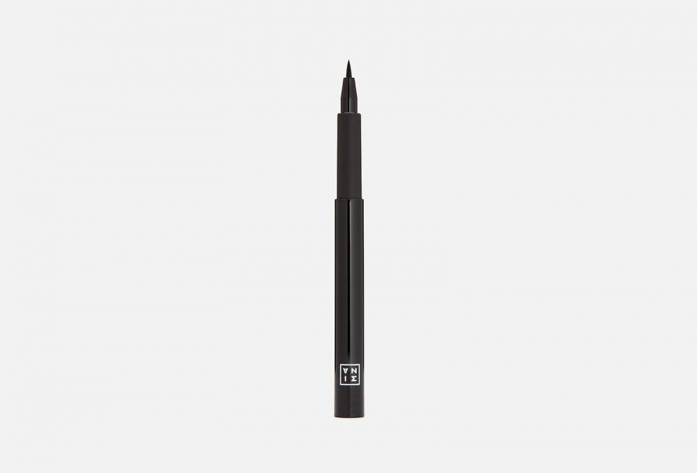 Фото - Подводка-маркер для глаз 3INA The Pen Eyeliner подводка маркер для глаз masterpiece high precision liquid eyeliner 1мл 20 azure
