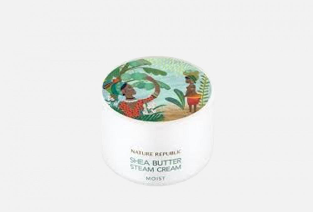 Shea Butter Steam Cream Moist