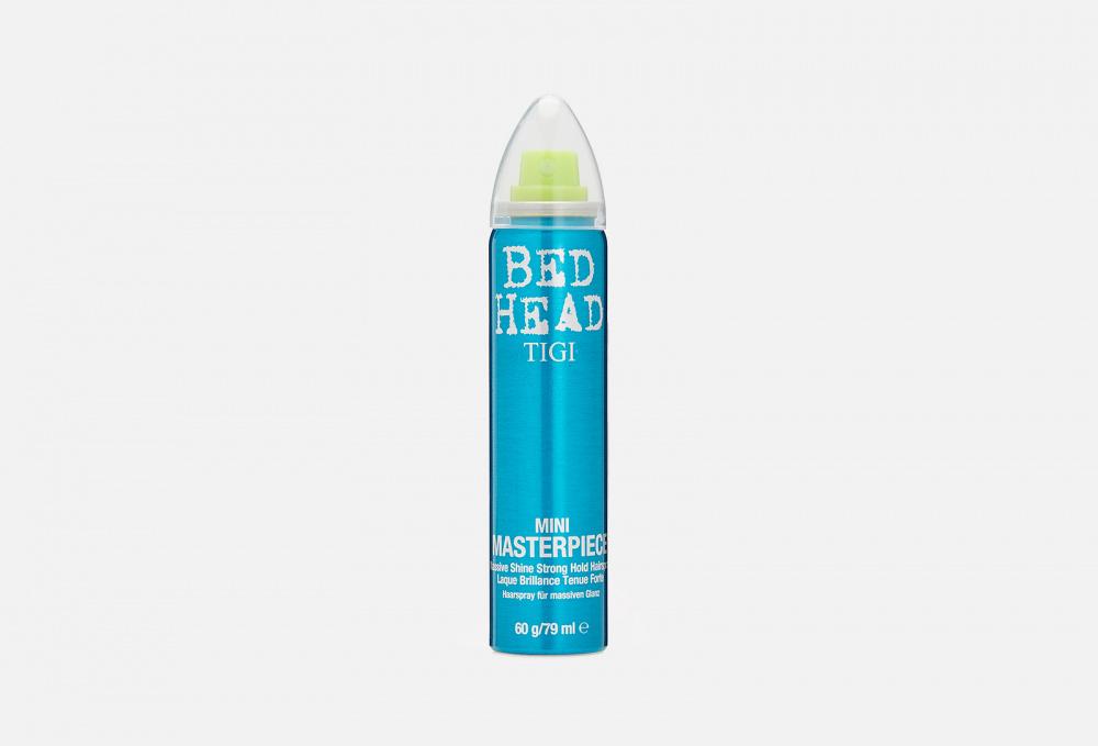 ЛАК ДЛЯ БЛЕСКА И ФИКСАЦИИ ВОЛОС TIGI BED HEAD Masterpiece Hairspray 79 мл tigi лак для блеска и фиксации masterpiece bed head 340 мл
