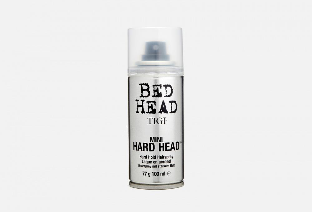 ЛАК ДЛЯ СУПЕРСИЛЬНОЙ ФИКСАЦИИ ВОЛОС TIGI BED HEAD Hard Head 100 мл