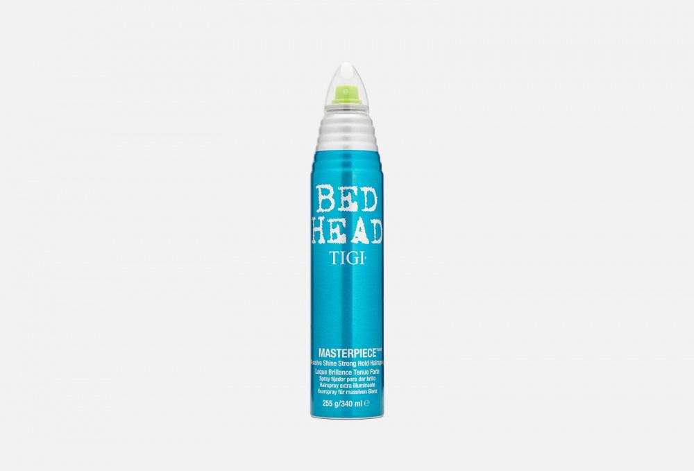 Лак для блеска и фиксации волос TIGI BED HEAD Masterpiece Ma 340 мл tigi лак для блеска и фиксации masterpiece bed head 340 мл