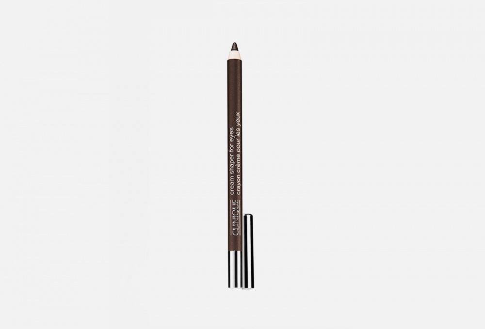 Купить Мягкий карандаш для глаз, CLINIQUE, Коричневый