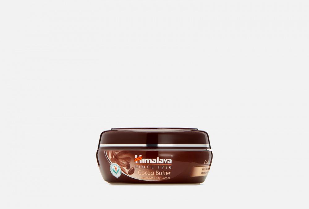 Крем для тела с маслом какао HIMALAYA HERBALS Питание И Увлажнение 50 мл himalaya herbals крем для тела с маслом какао питание и увлажнение 50 мл himalaya herbals уход за телом