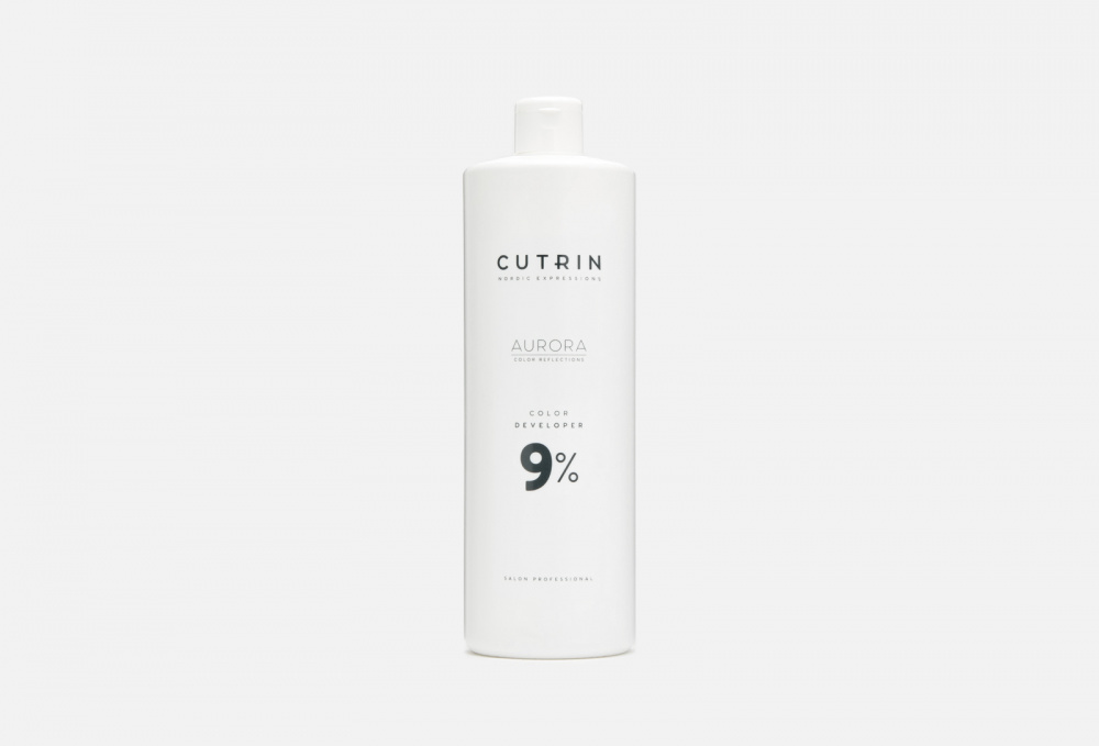 Окислитель 9% CUTRIN Aurora 1000 мл