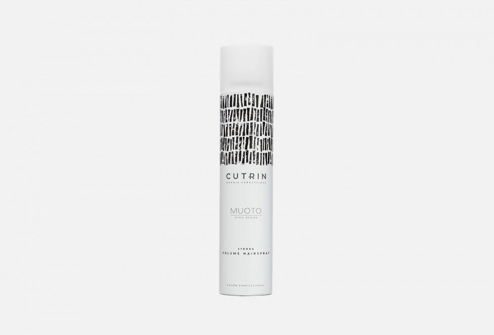 Лак для волос прикорневой объем CUTRIN Muoto Strong Volume 300 мл