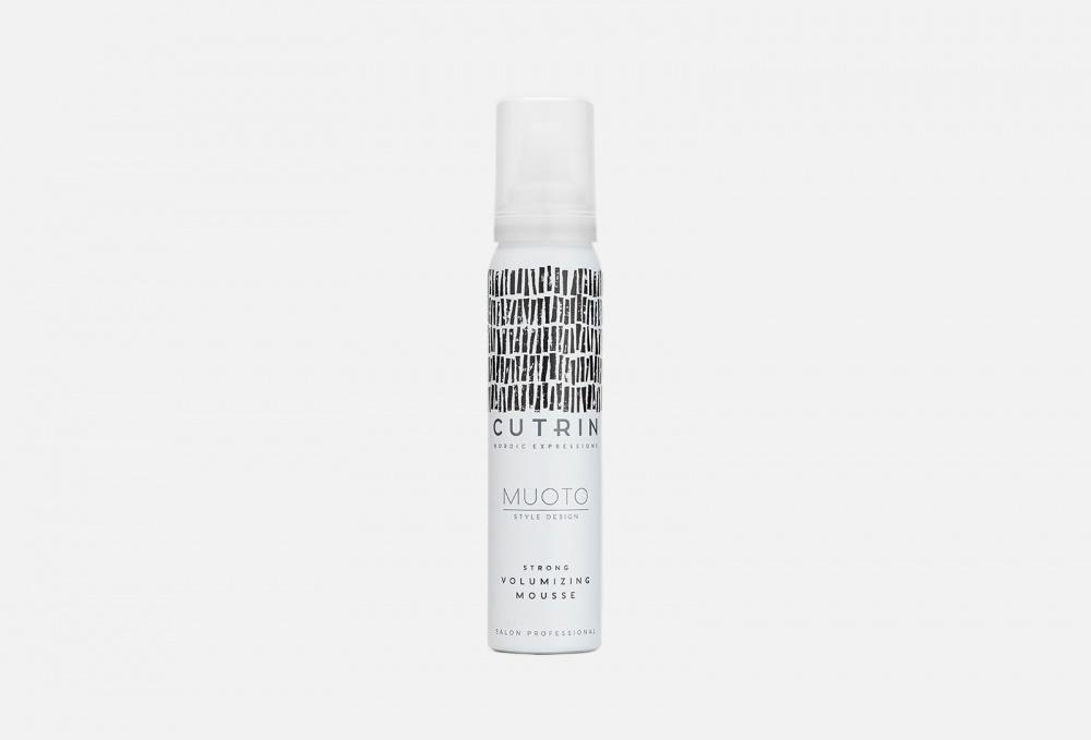 Мусс для объема волос сильной фиксации CUTRIN Muoto Strong Volume 100 мл