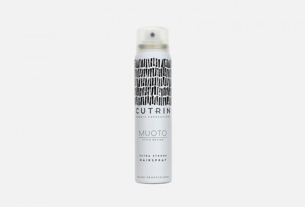 Лак для волос экстрасильной фиксации CUTRIN Muoto Extra Strong 100 мл