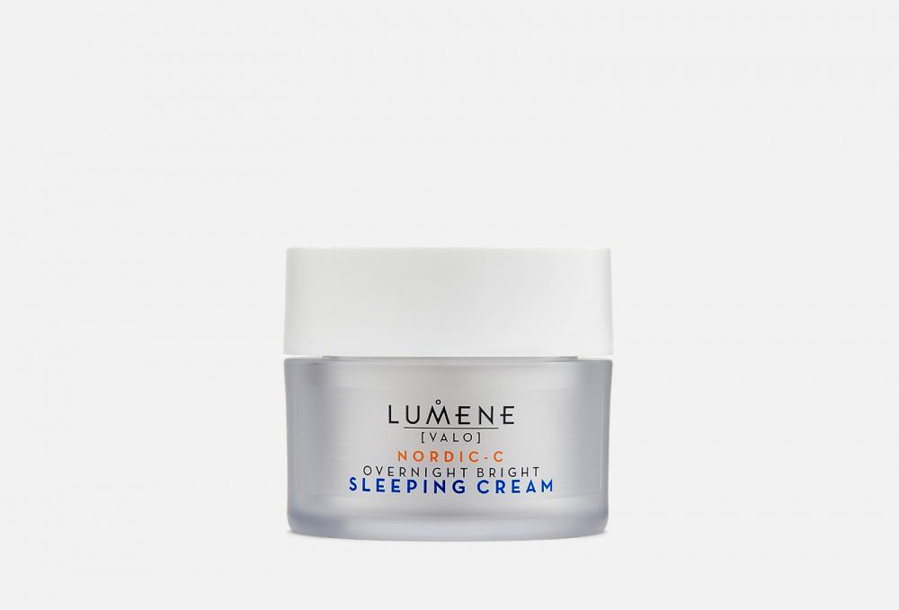 lumene valo arctic berry Крем-сон для лица восстанавливающий LUMENE Valo Vitamin C 50 мл