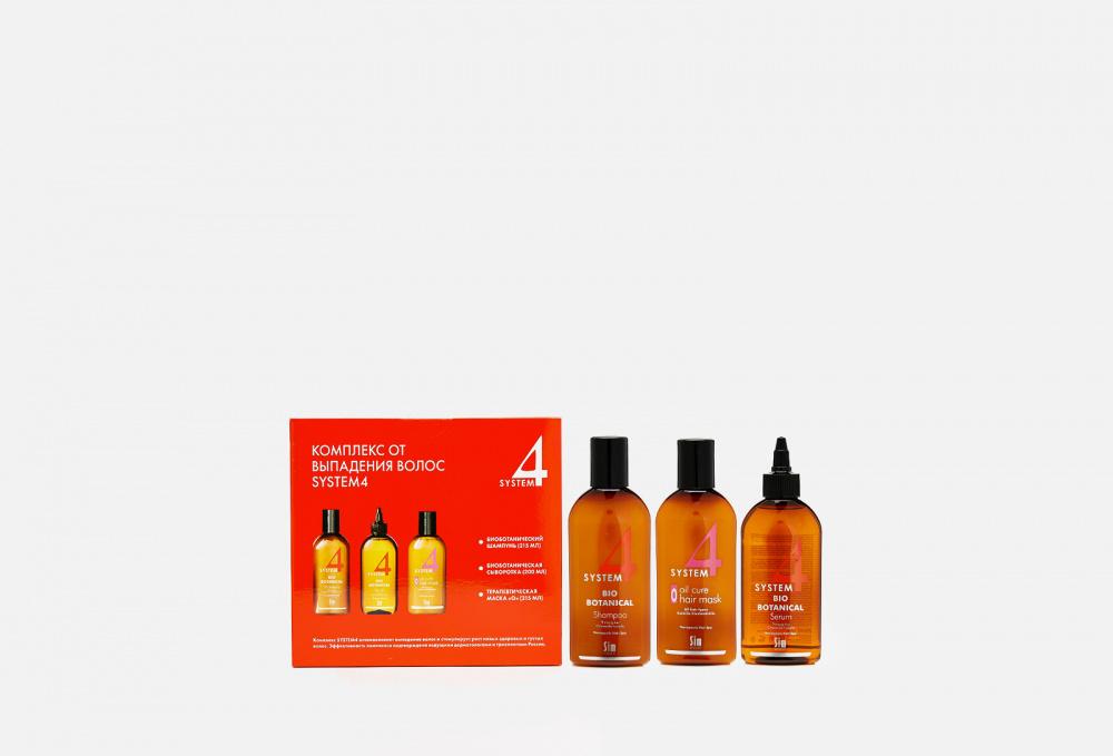 Фото - Комплекс от выпадения волос SYSTEM4 Complex guam upker средство от выпадения волос 7 мл 12 шт