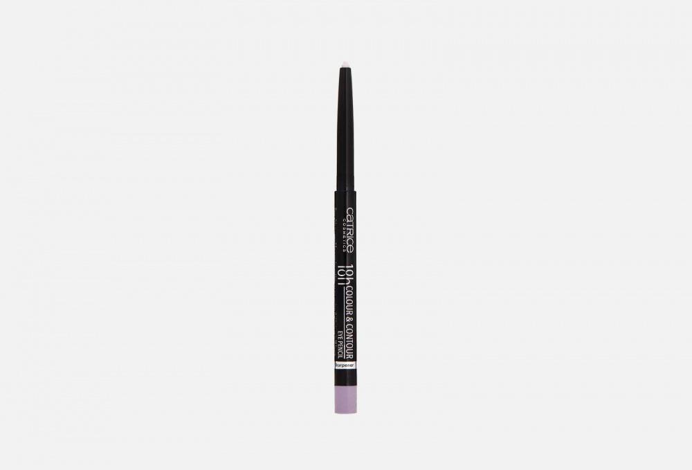 Карандаш для глаз с точилкой CATRICE 18h Colour & Contour Eye Pencil 0.3 мл карандаш для глаз 18h colour