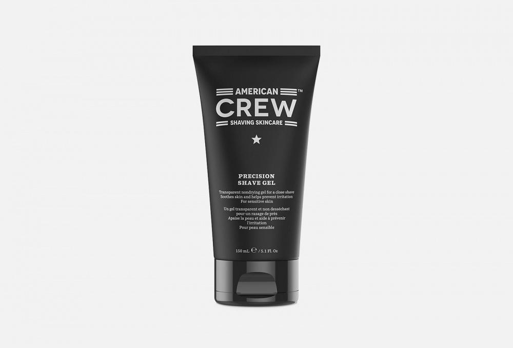 Фото - Гель для бритья AMERICANCREW Precision Shave Gel 150 мл american crew очищающее средство для бороды 70 мл american crew для бритья shave