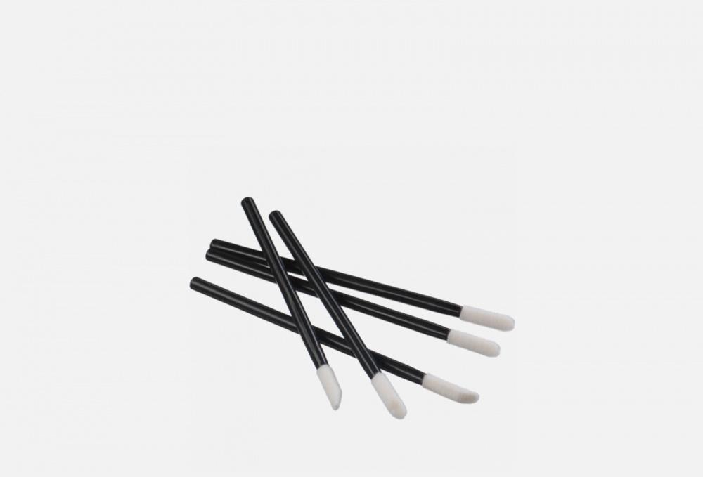 Одноразовые кисточки для губ 5 штук MANLY PRO Lip Applicator Wand Brush 5 мл