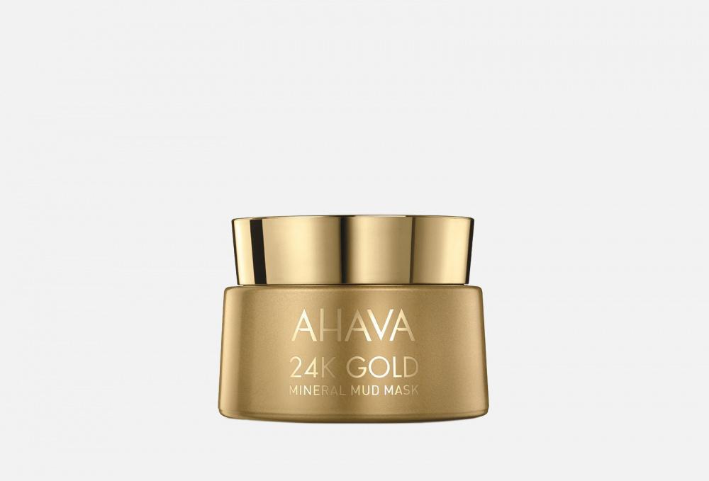 маска для лица 50 мл likato маска для лица 50 мл Маска для лица с экстрактом золота AHAVA Mineral Mud 50 мл