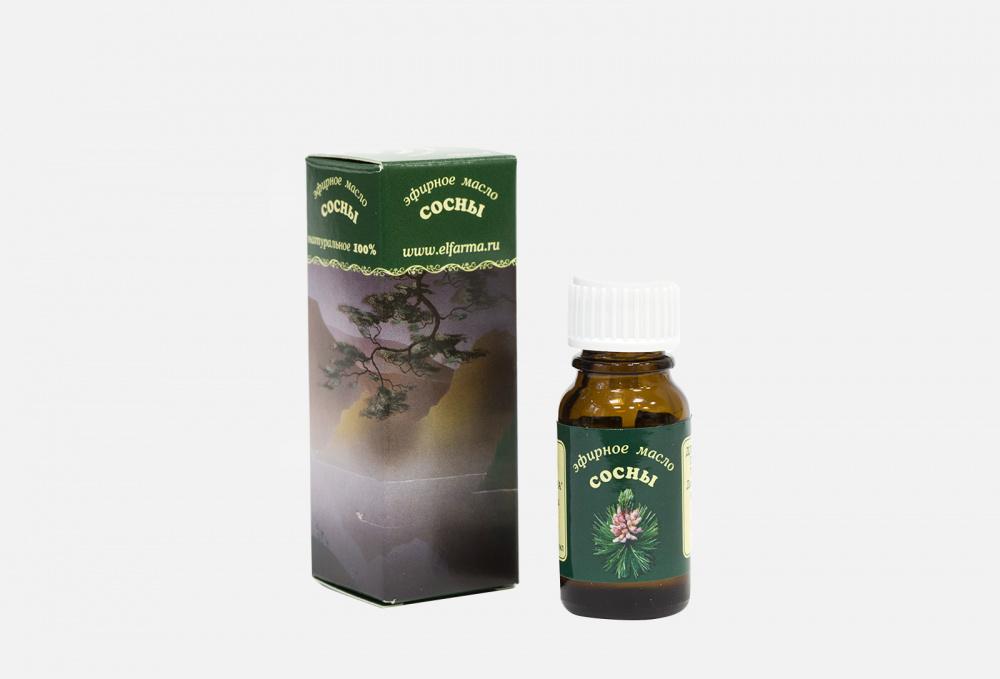 Масло эфирное ELFARMA Сосна 10 мл чайного дерева эфирное масло elfarma 10 мл