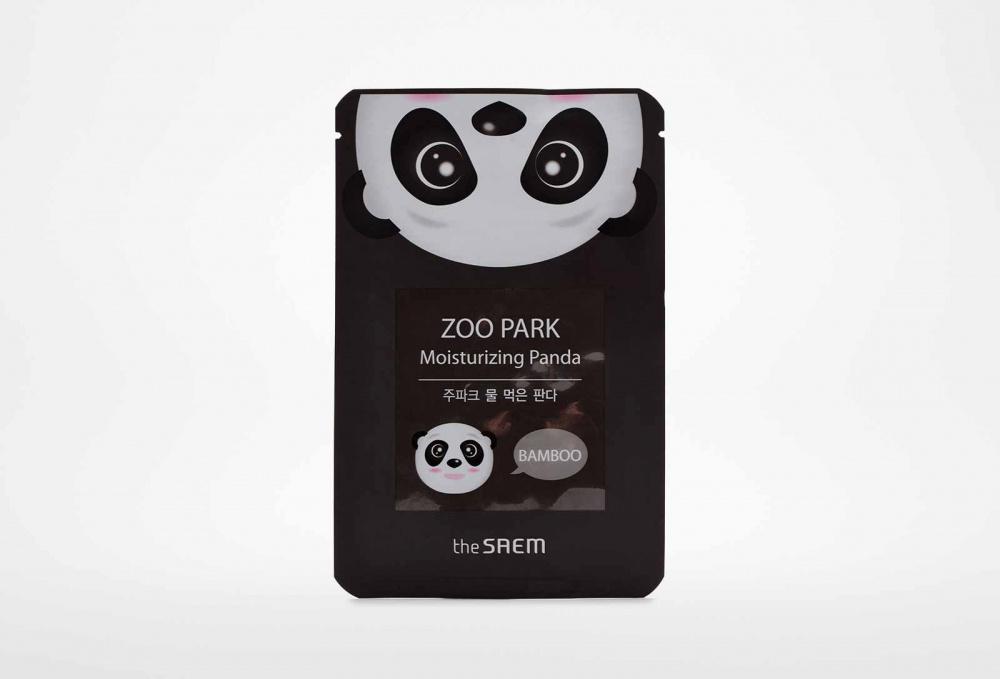 ZOO PARK Water Moisturizing Panda
