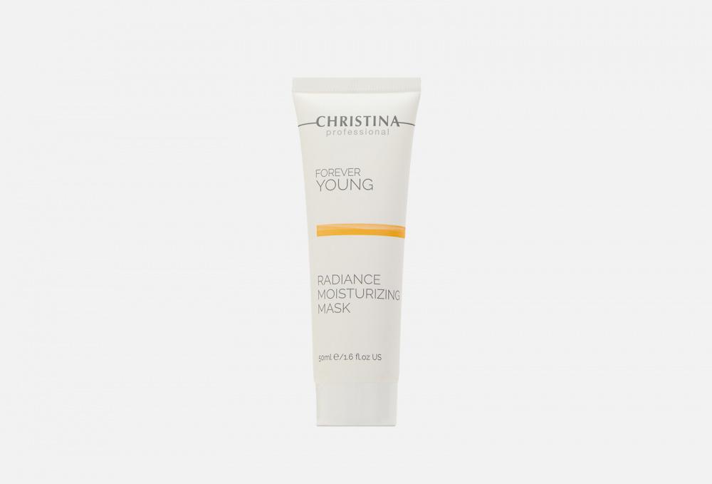 Увлажняющая маска «Сияние» CHRISTINA Forever Young Radiance Moisturizing Mask 50 мл