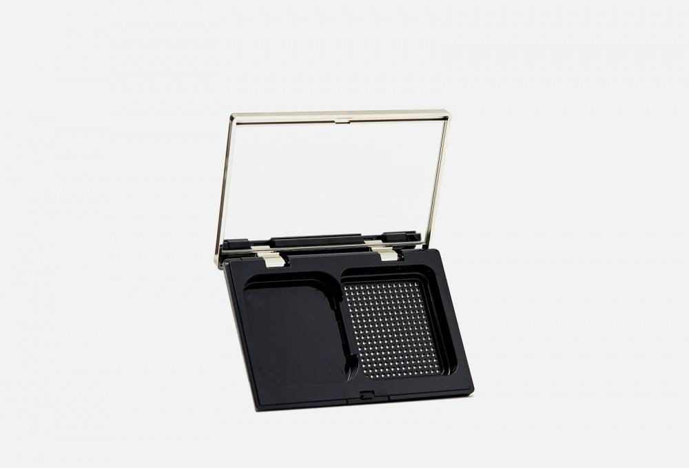 Футляр для пудры с эффектом сияния CLE DE PEAU BEAUTE Case (radiant Powder Foundation) пуховка для прозрачной рассыпчатой пудры cle de peau beaute puff translucent loose powder 1 мл