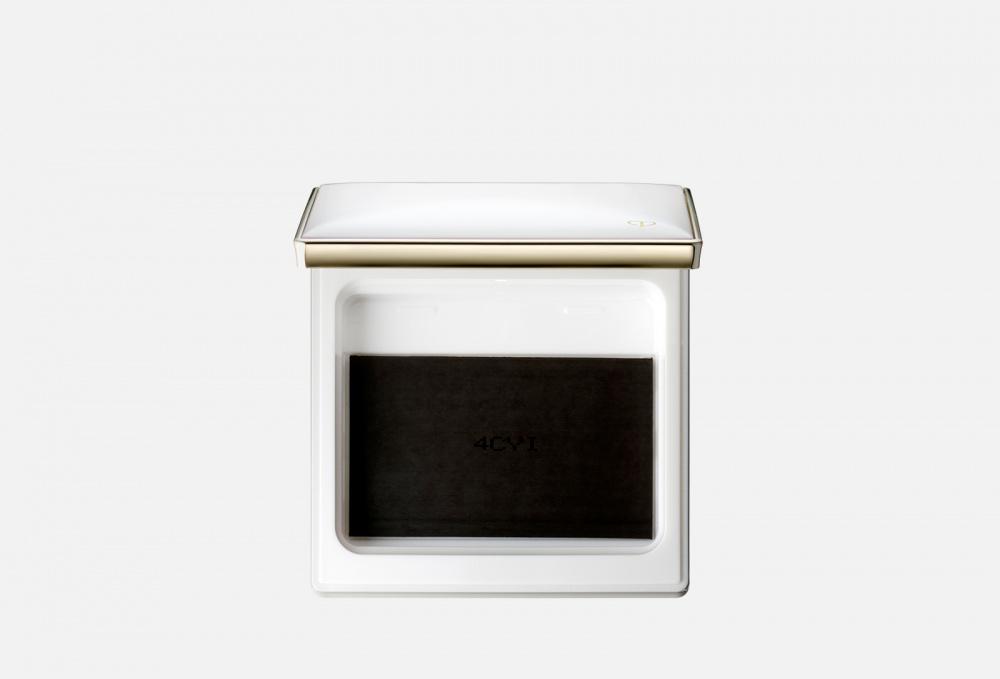 Футляр для компактной пудры, придающей коже яркость CLE DE PEAU BEAUTE Case (brightening Powder Foundation) 1 мл пуховка для прозрачной рассыпчатой пудры cle de peau beaute puff translucent loose powder 1 мл