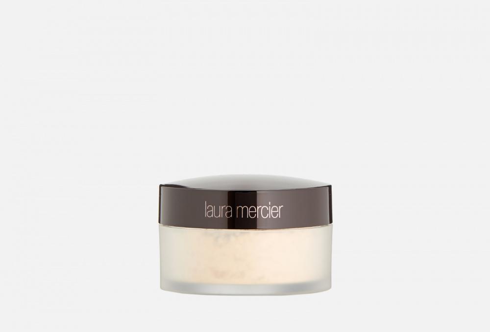 Фиксирующая рассыпчатая пудра для лица с невесомым полупрозрачным покрытием LAURA MERCIER Translucent Loose Setting Powder 29 мл
