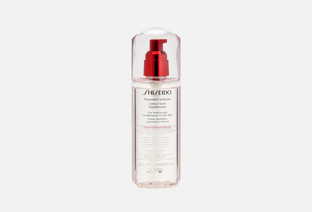 Увлажняющий софтнер для ухода за кожей SHISEIDO Treatment Softener 150 мл shiseido гель увлажняющий для