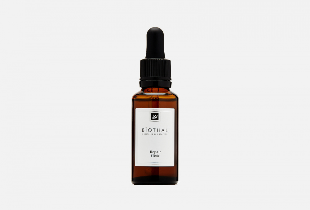 Фото - Сыворотка для проблемной кожи BIOTHAL Repair Elixir 30 мл сыворотка эликсир biothal anti age elixir 30 мл